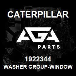 1922344 Caterpillar WASHER GROUP-WINDOW | AGA Parts