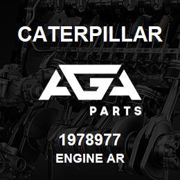 1978977 Caterpillar ENGINE AR   AGA Parts
