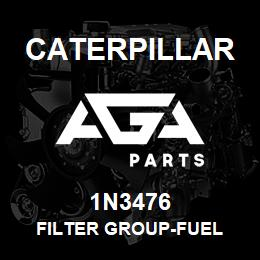 1N3476 Caterpillar FILTER GROUP-FUEL | AGA Parts