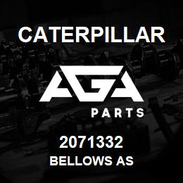 2071332 Caterpillar BELLOWS AS | AGA Parts