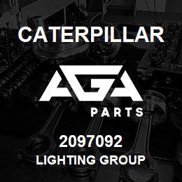 2097092 Caterpillar LIGHTING GROUP | AGA Parts
