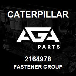 2164978 Caterpillar FASTENER GROUP | AGA Parts