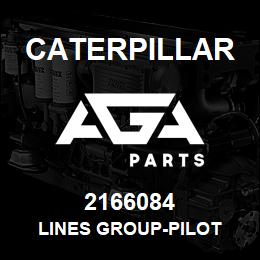 2166084 Caterpillar LINES GROUP-PILOT | AGA Parts