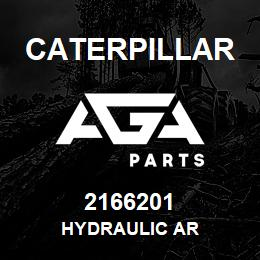 2166201 Caterpillar HYDRAULIC AR | AGA Parts