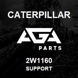2W1160 Caterpillar SUPPORT | AGA Parts