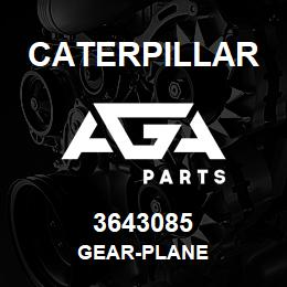 3643085 Caterpillar GEAR-PLANE | AGA Parts