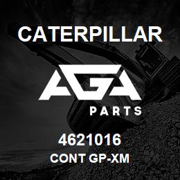 4621016 Caterpillar CONT GP-XM | AGA Parts
