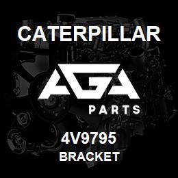4V9795 Caterpillar BRACKET | AGA Parts