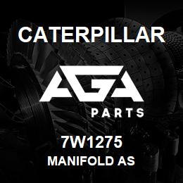 7W1275 Caterpillar MANIFOLD AS | AGA Parts