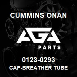 0123-0293 Cummins Onan CAP-BREATHER TUBE | AGA Parts