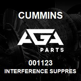 001123 Cummins Interference Suppression Kit | AGA Parts