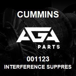 001123 Cummins Interference Suppression Kit   AGA Parts