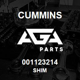 001123214 Cummins SHIM | AGA Parts