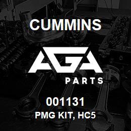 001131 Cummins Pmg Kit, Hc5 | AGA Parts