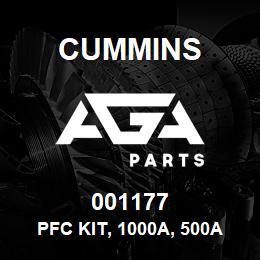 001177 Cummins Pfc Kit, 1000A, 500A | AGA Parts