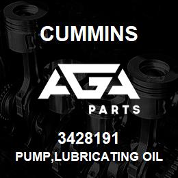 3428191 Cummins PUMP,LUBRICATING OIL | AGA Parts