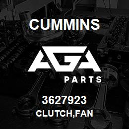 3627923 Cummins CLUTCH,FAN | AGA Parts