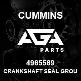 4965569 Cummins CRANKSHAFT SEAL GROUP | AGA Parts