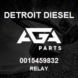 0015459832 Detroit Diesel Relay | AGA Parts
