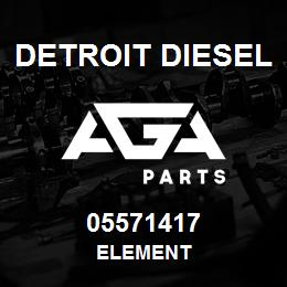 05571417 Detroit Diesel Element | AGA Parts