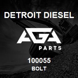 100055 Detroit Diesel Bolt | AGA Parts