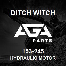 153-245 Ditch Witch HYDRAULIC MOTOR