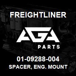 01-09288-004 Freightliner SPACER, ENG. MOUNT | AGA Parts