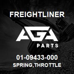 01-09433-000 Freightliner SPRING,THROTTLE | AGA Parts