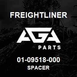 01-09518-000 Freightliner SPACER | AGA Parts
