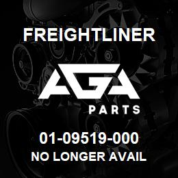 01-09519-000 Freightliner NO LONGER AVAIL | AGA Parts