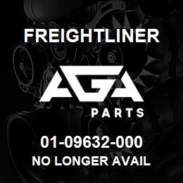 01-09632-000 Freightliner NO LONGER AVAIL | AGA Parts