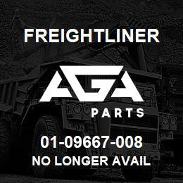 01-09667-008 Freightliner NO LONGER AVAIL | AGA Parts