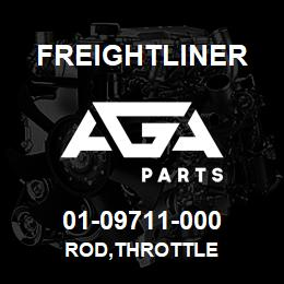 01-09711-000 Freightliner ROD,THROTTLE | AGA Parts