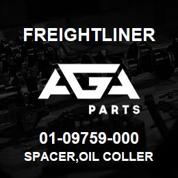 01-09759-000 Freightliner SPACER,OIL COLLER | AGA Parts