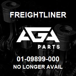 01-09899-000 Freightliner NO LONGER AVAIL | AGA Parts