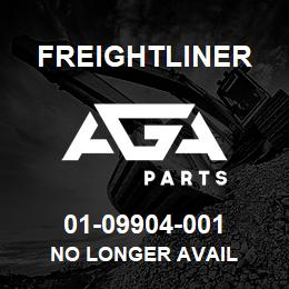 01-09904-001 Freightliner NO LONGER AVAIL | AGA Parts