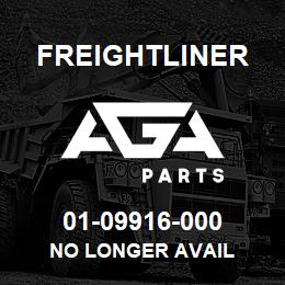 01-09916-000 Freightliner NO LONGER AVAIL | AGA Parts