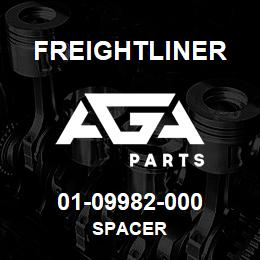01-09982-000 Freightliner SPACER | AGA Parts