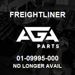 01-09995-000 Freightliner NO LONGER AVAIL | AGA Parts