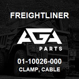 01-10026-000 Freightliner CLAMP, CABLE | AGA Parts