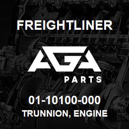 01-10100-000 Freightliner TRUNNION, ENGINE | AGA Parts