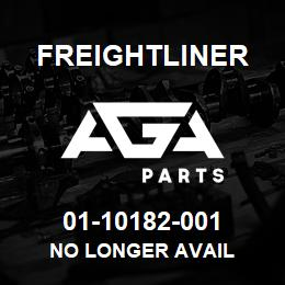 01-10182-001 Freightliner NO LONGER AVAIL | AGA Parts
