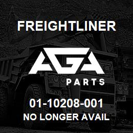 01-10208-001 Freightliner NO LONGER AVAIL | AGA Parts