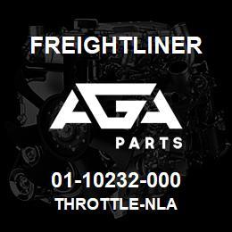 01-10232-000 Freightliner THROTTLE-NLA | AGA Parts