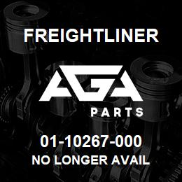 01-10267-000 Freightliner NO LONGER AVAIL | AGA Parts
