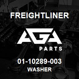 01-10289-003 Freightliner WASHER | AGA Parts