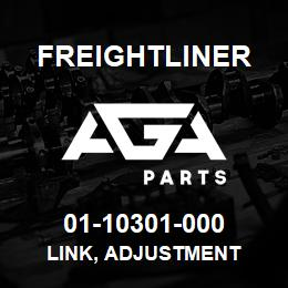 01-10301-000 Freightliner LINK, ADJUSTMENT | AGA Parts