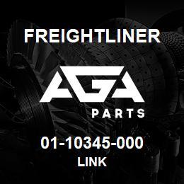 01-10345-000 Freightliner LINK | AGA Parts