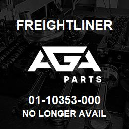 01-10353-000 Freightliner NO LONGER AVAIL | AGA Parts