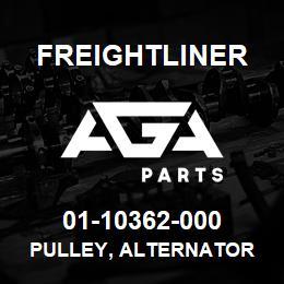 01-10362-000 Freightliner PULLEY, ALTERNATOR | AGA Parts